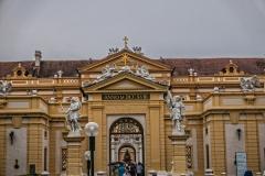 Benedictine Monestary - Melk-1040169-Edit