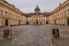 Benedictine Monestary - Melk-1040175-Edit