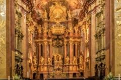 Benedictine Monestary - Melk-1040224-Edit
